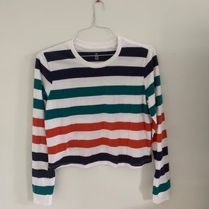 Multi colored Pac Sun long sleeve shirt